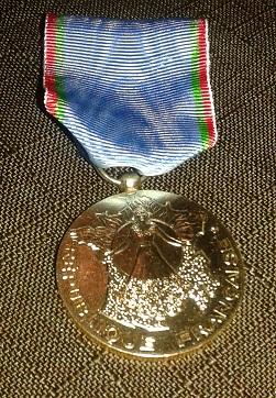 medaille du tourisme